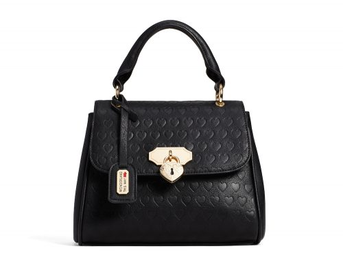 Wonderland This Way Purse black