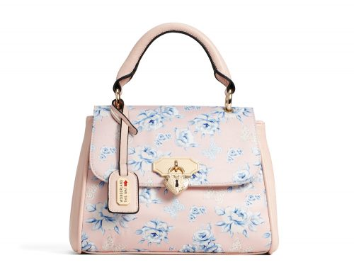 Wonderland This Way Purse pink