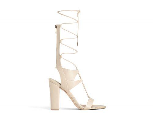 chunky sandal beige