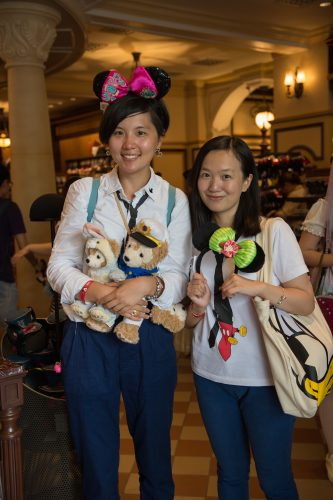 Shanghai Disney Resort Grand Opening, June 2016.