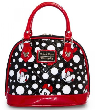 2016-07-03 22_42_48-Loungefly Disney Minnie Mouse Polka Dot Quilted Dome_ Handbags_ Amazon.com