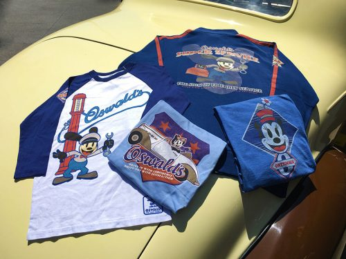 Oswald-T-shirts-at-Disney-California-Adventure
