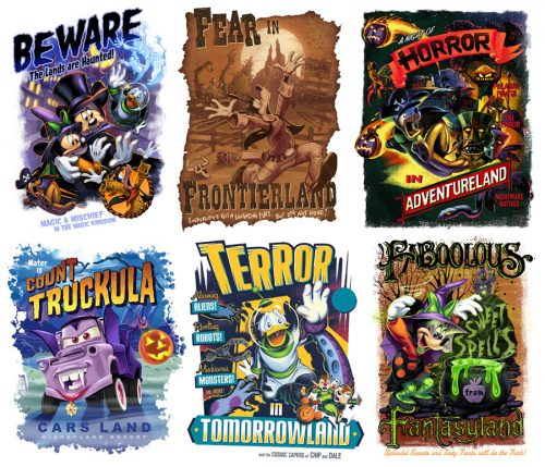 Disney Halloween Design Book