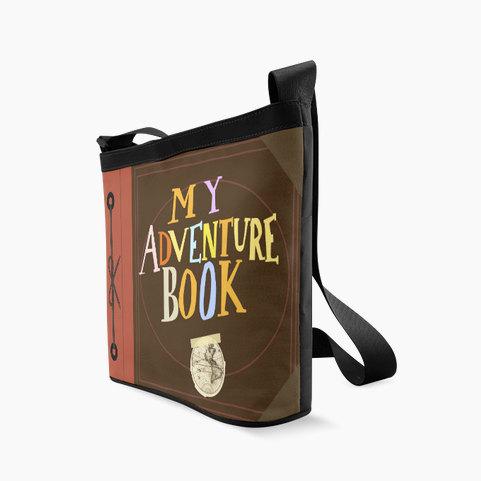 My Adventure Book Bag