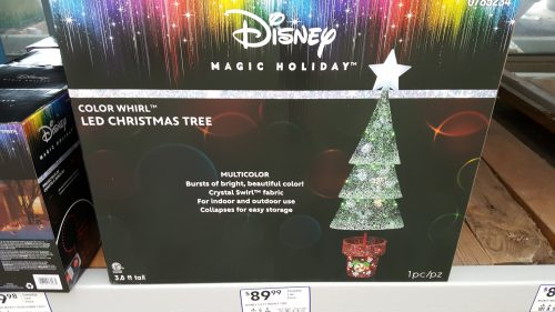 The Disney Magic Holiday Collection Has Arrived At Lowes!