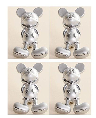 Disney Discovery- 4 Mickey Mouse Drawer Pulls