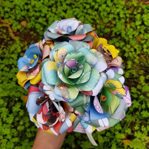 Alice in Wonderland Bouquet