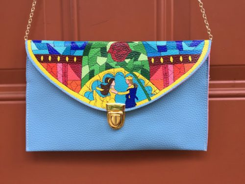 beauty-and-the-beast-clutch-blue