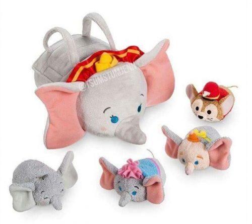 dumbo-plush-bag-set