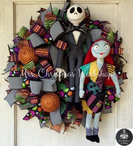 nightmare-before-christmas-wreath