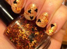 pumpkin-spice-mickey-nails