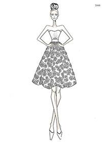 alfred-angelo-disney-maidens-546sr-sketch
