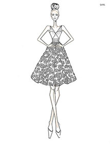 alfred-angelo-disney-maidens-549sr-sketch