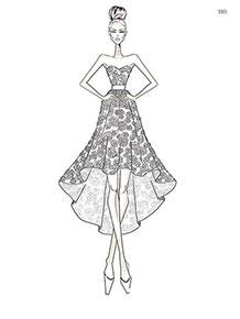 alfred-angelo-disney-maidens-550r-sketch