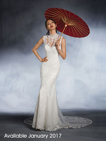 Alfred Angelo 2017 Disney Fairy Tale Bridal Collection