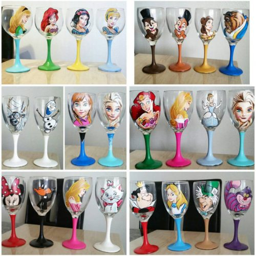hand-painted-wine-glasses