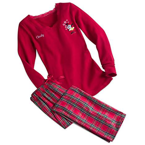 minnie-mouse-plaid-set-for-women