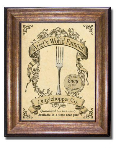 vintage-disney-ariel-print