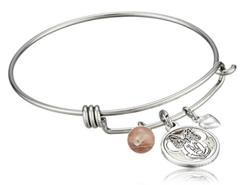 2017-01-23 10_58_26-Amazon.com_ Disney Stainless Steel Catch Bangle with Silver Plated Minnie Mouse