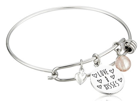 2017-01-23 11_10_57-Amazon.com_ Disney Stainless Steel Catch Bangle with Silver Plated Minnie Mouse