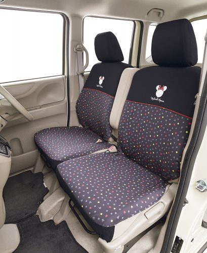 Disney Discovery Minnie Mouse Seat Covers