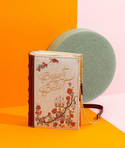 Beauty and the Beast Clutch