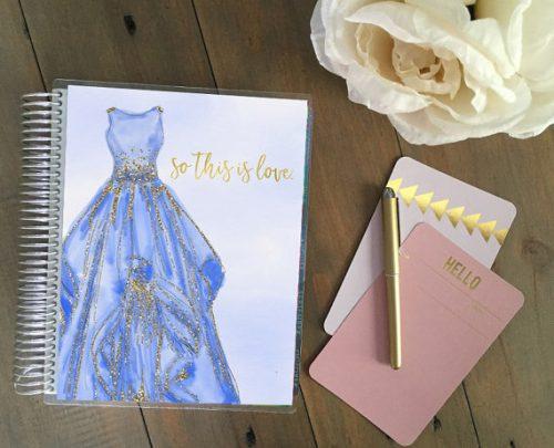Cinderella planner 1