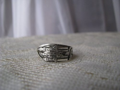 Disney Spoon Ring