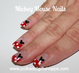 Disney decals Mickey Mouse