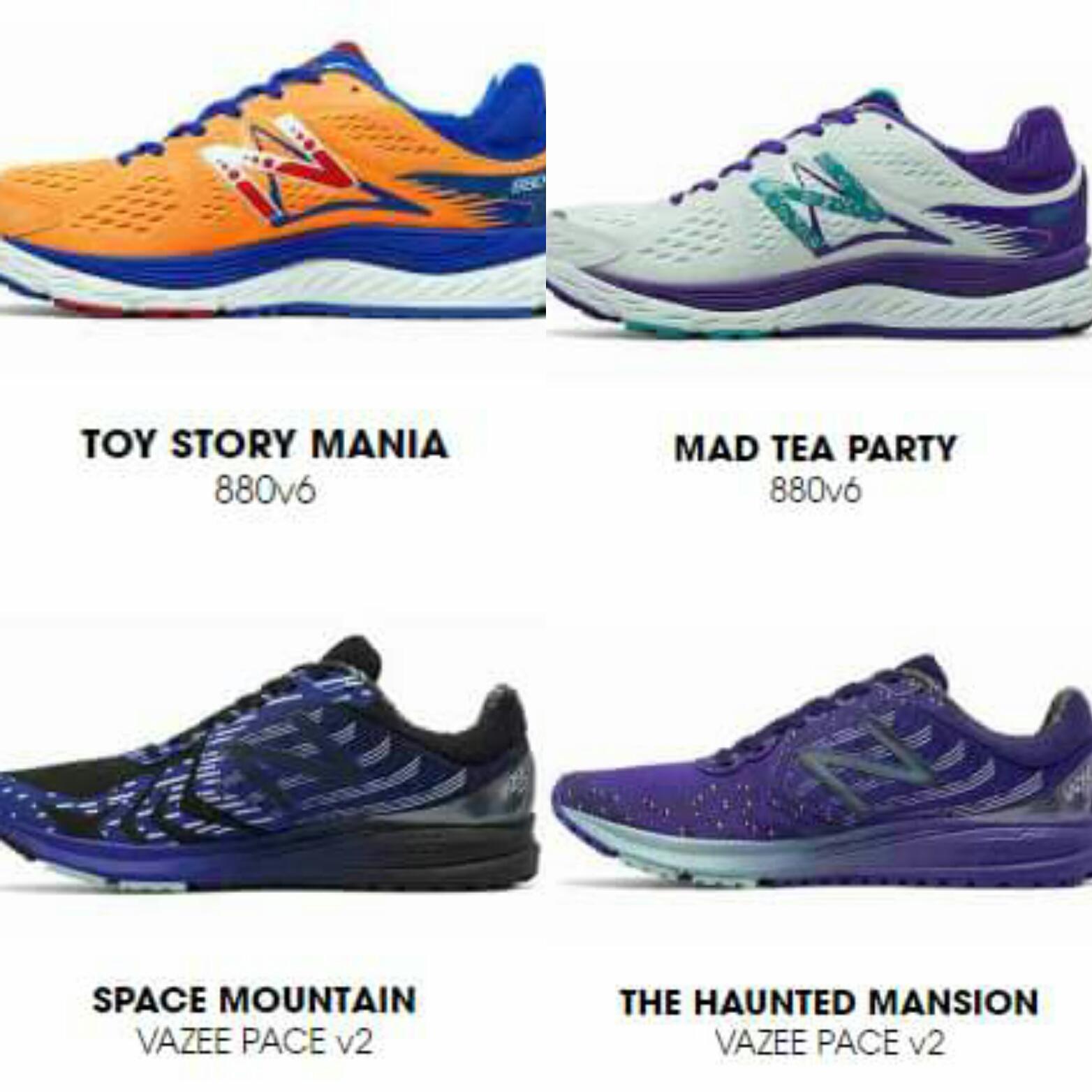 Run Disney Shoes