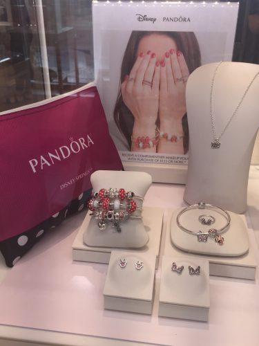 Pandora cosmetic bag
