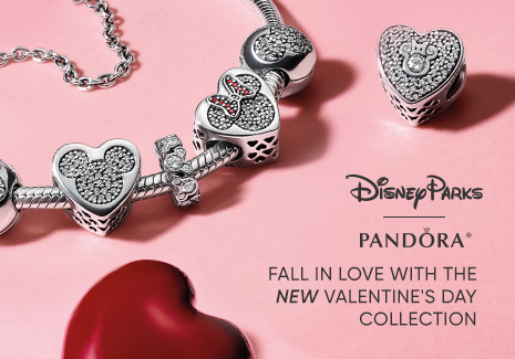 new disney parks pandora charms are the perfect valentines day gift for your fashionista