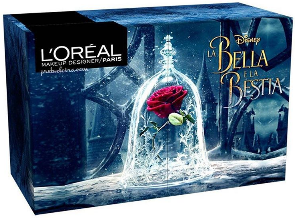 L'Oreal Beauty and the Beast Makeup Collection Is Enchanting Fashionistas Everywhere!