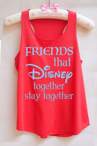 Friends that Disney Together