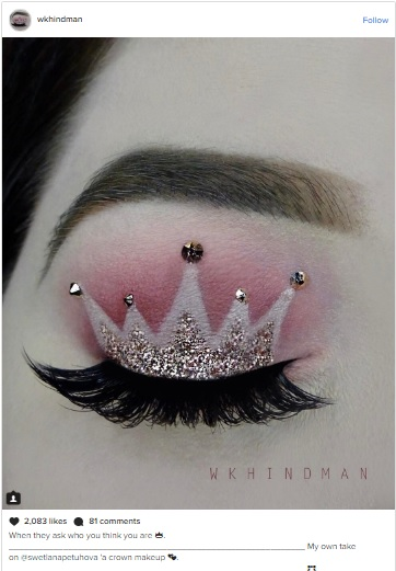 Disney Princess Inspired Makeup Looks Are Eye Mazing