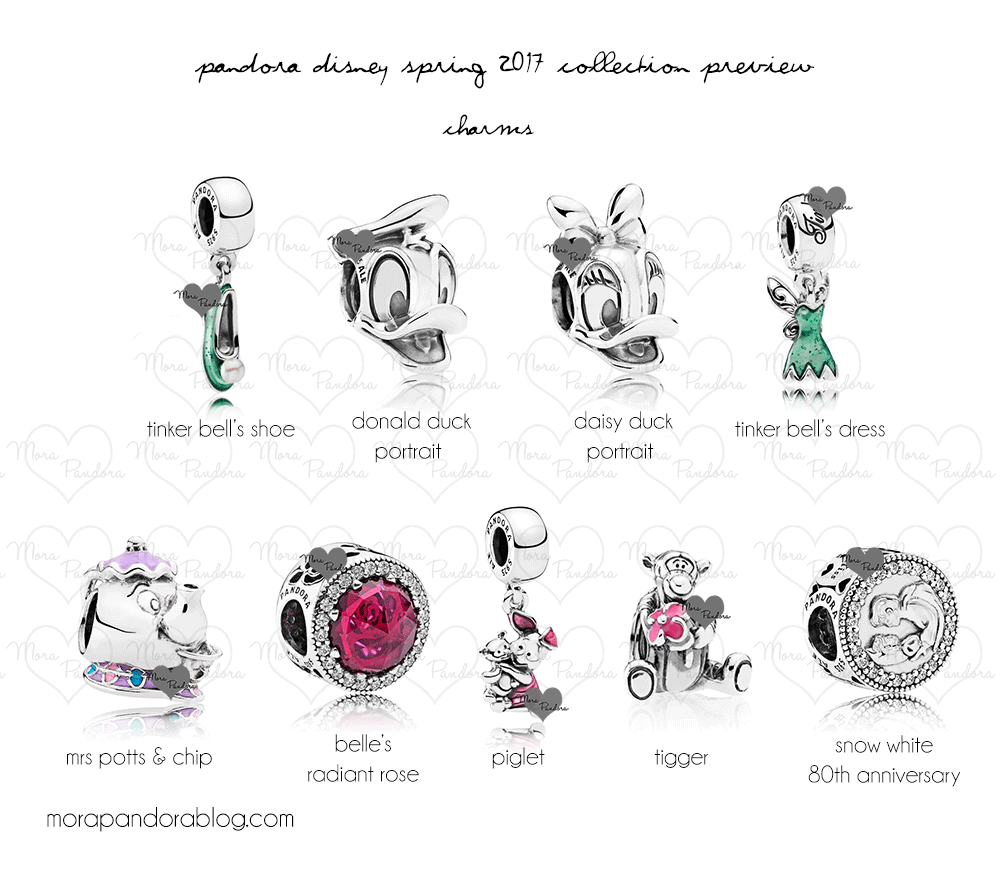 Taking A Closer Look At The 2017 Disney Spring Pandora