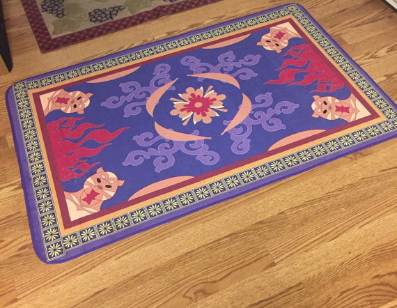 tt magic carpet