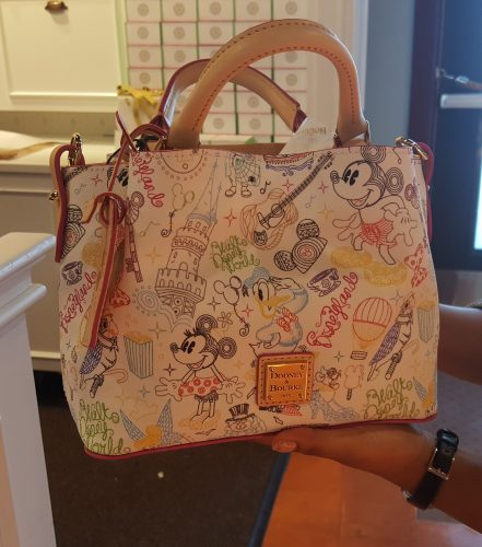 walk in the park dooney and bourke