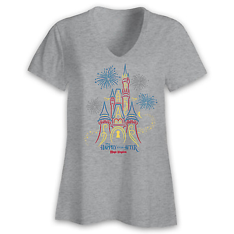 Say hello to happily ever after with new merchandise now for Disney happily ever after shirt