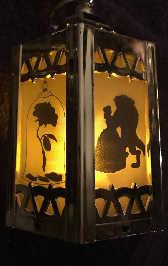 Light Your Way With These Mini Lanterns Inspired By Disney