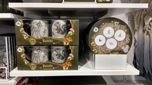 disney store bambi collection