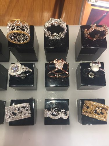 Rebecca Hook Trunk Show at Disney Springs