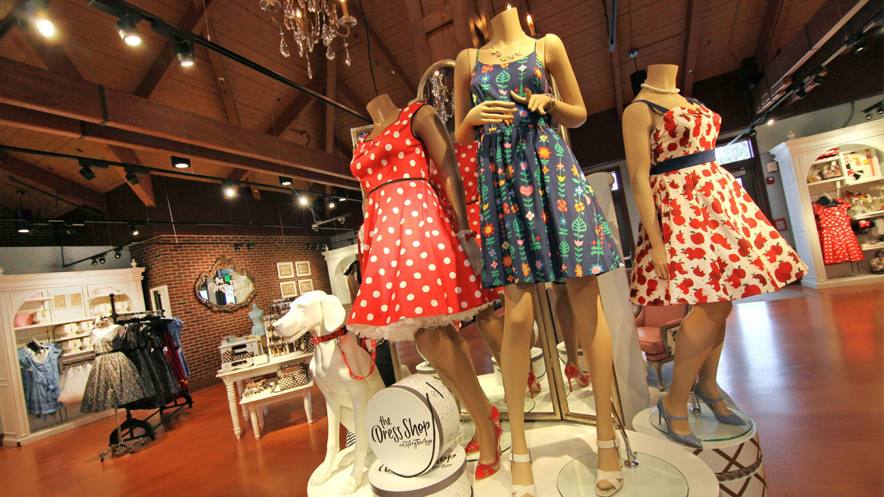 The Dress Shop Returns To Cherry Tree Lane On July 27