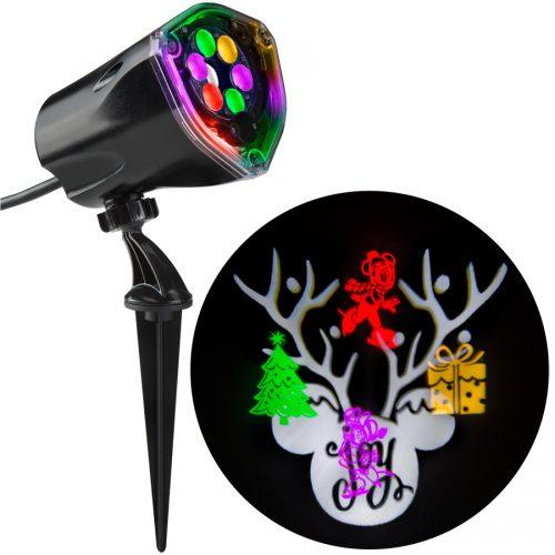 Disney Holiday Projector