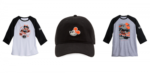 Orange and Black Neff styles