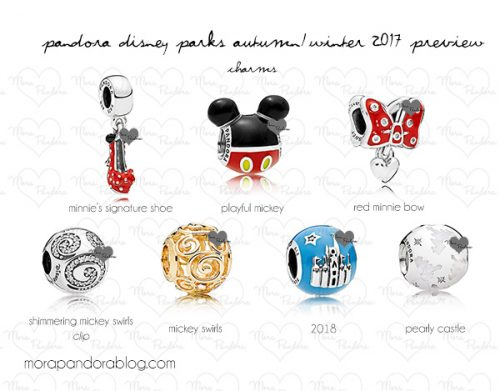 The Sneak Peek Of The Disney Park Exclusive Pandora