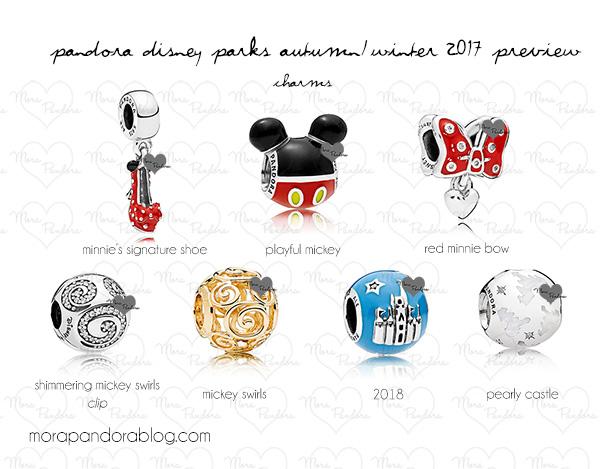 The Sneak Peek Of The Disney Park Exclusive Pandora