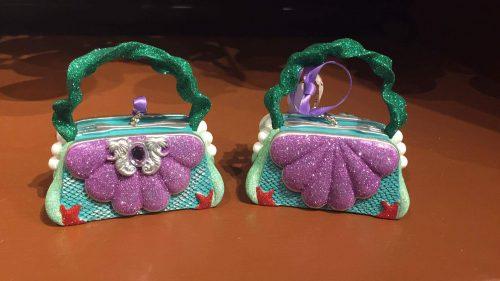 ariel handbag ornament