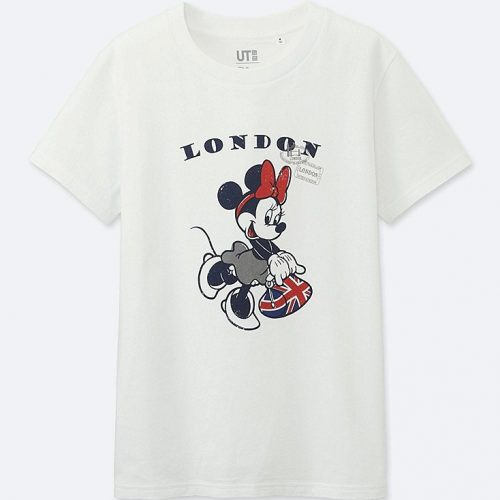 Uniqlo Takes Us On A Journey With The New Mickey Travels