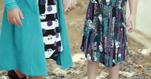 The Nightmare Before Christmas LulaRoe Has Been Spotted